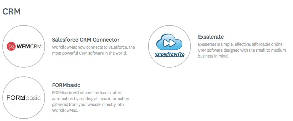 New Crm Add Ons For Workflowmax