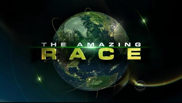the amazing race party