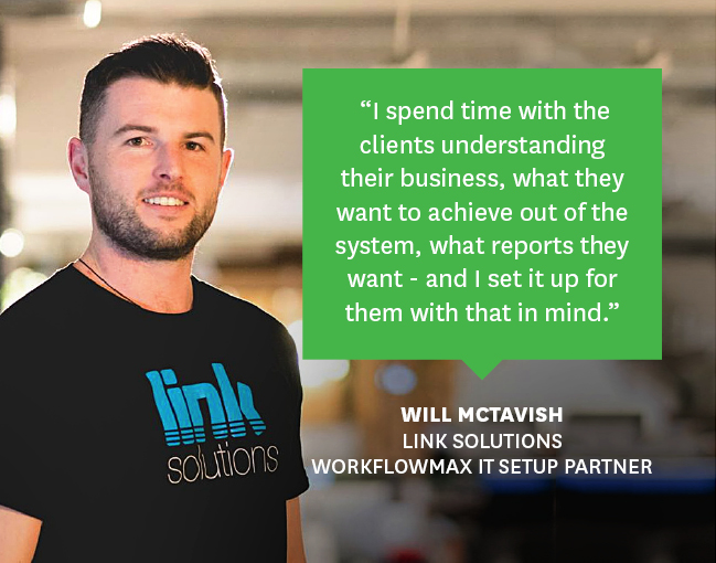 Will McTavish - Link Solutions