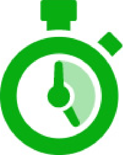 time management system process: Record time