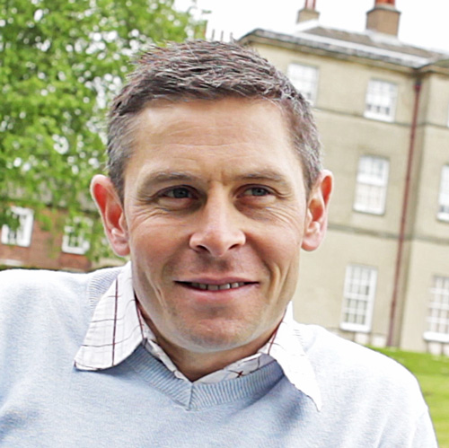 Ian Morris