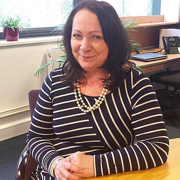 Jennie Ryton, Office Manager, Stillwell