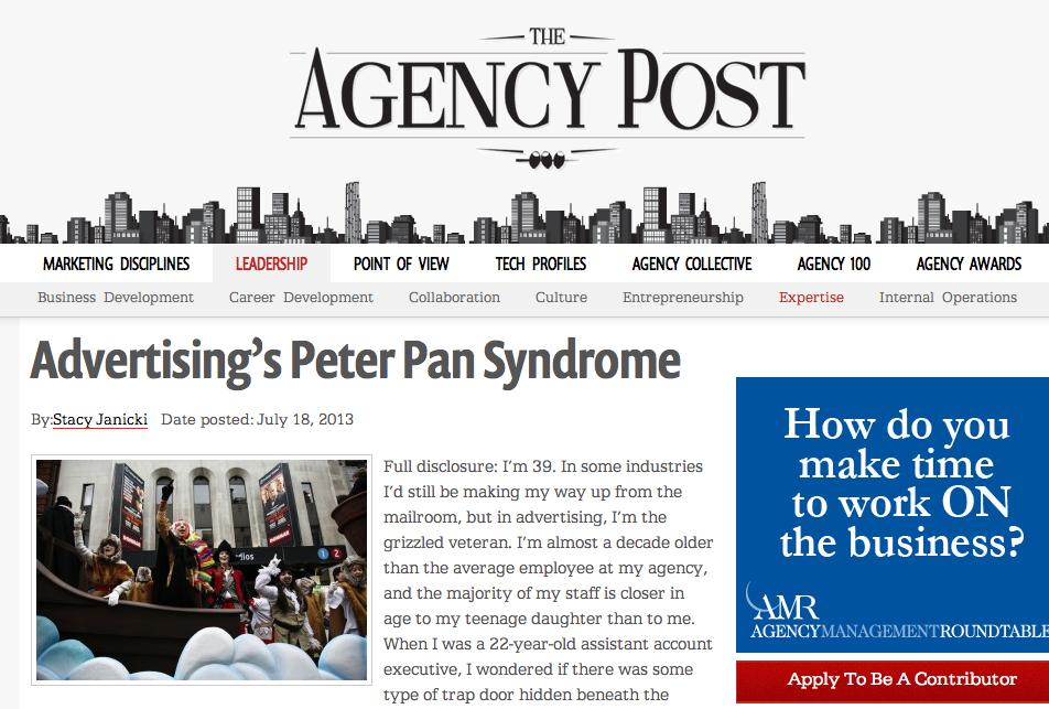 agency post