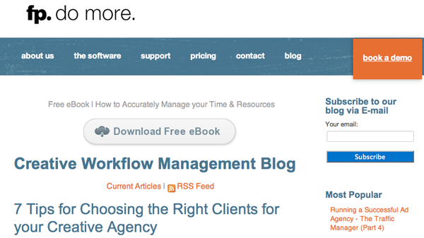 The top 25 must read blogs for agencies creative workflow management for agencies is the name of the game on the functionpoint blog the function point team want to help you run your agency as malvernweather Choice Image
