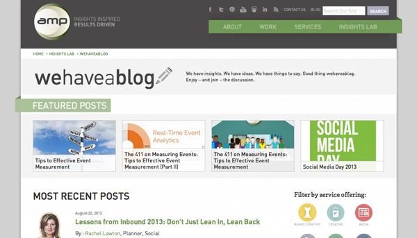 wehaveablog