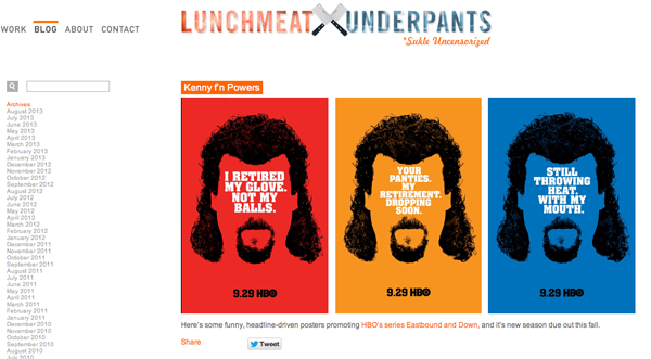 lunchmeat underpants