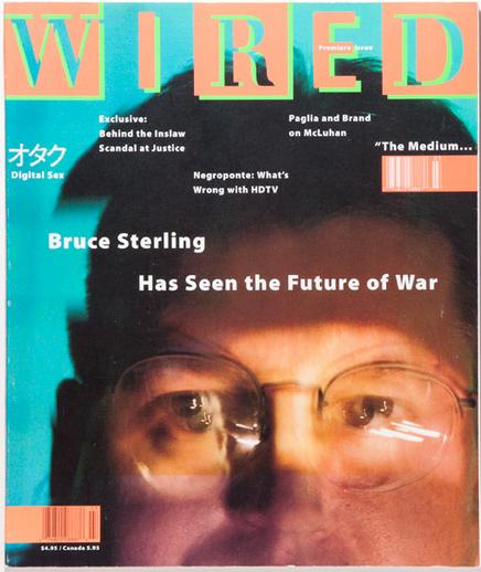 wired magazine issue 1