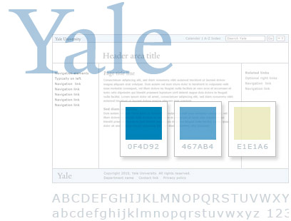 yale style guide