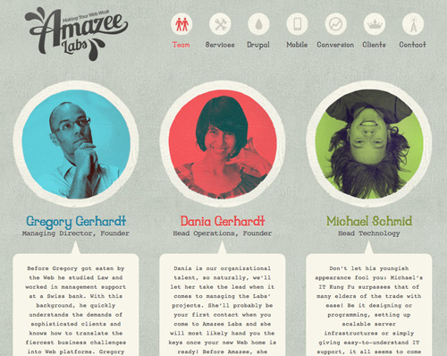 amazee labs about page