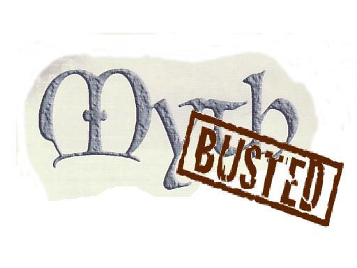 myth-busted