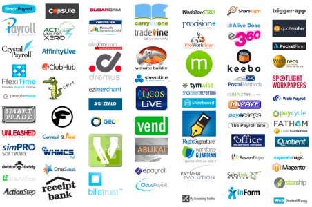xero-add-on-logos
