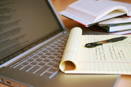 A copywriter must be the consummate multi-tasker.