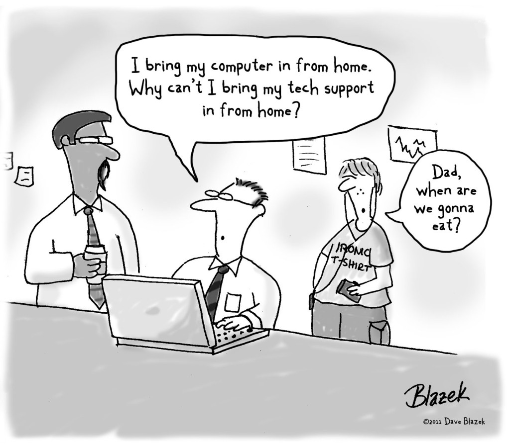 1. Funny-IT-Support-Cartoon