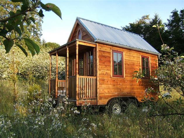 Tumbleweed Tiny House.