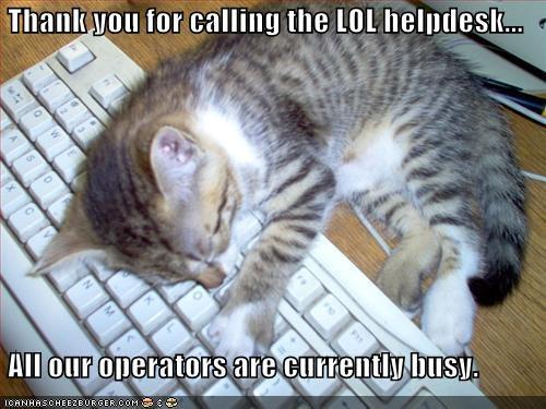 0 helpdesk kitty