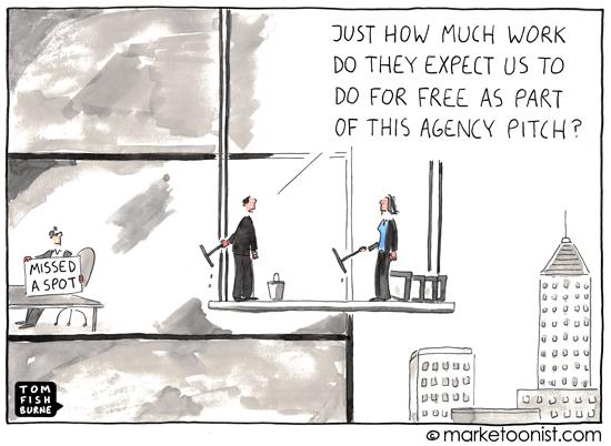 creative pitch