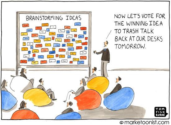 brainstorming workflowmax