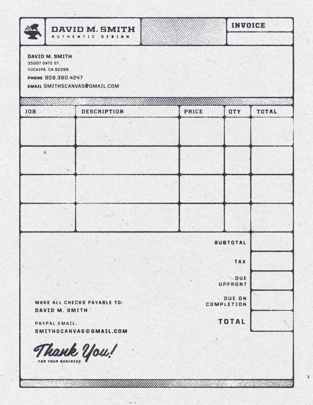 invoice 11