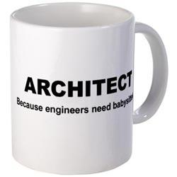 Architect's mug