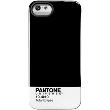 Pantone iPhone case.