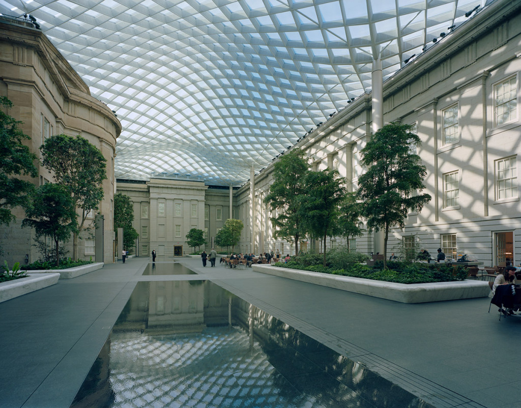 This courtyard is the winner of the GGN Tucker Design Award.