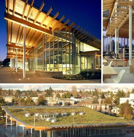 Balland Library, Seattle.