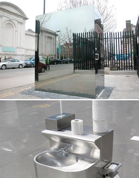 Don't Miss a Sec Bathroom, London, UK.