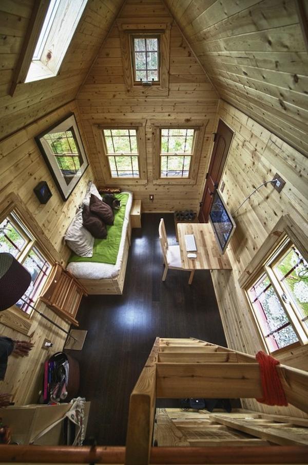 tiny house interior