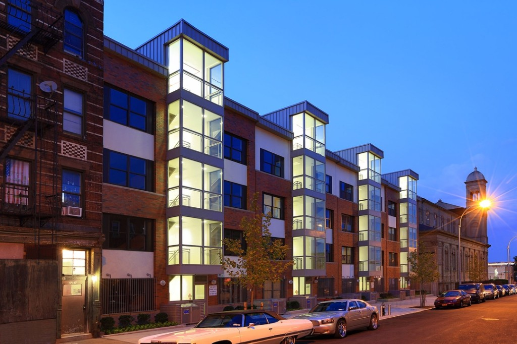 mid density housing