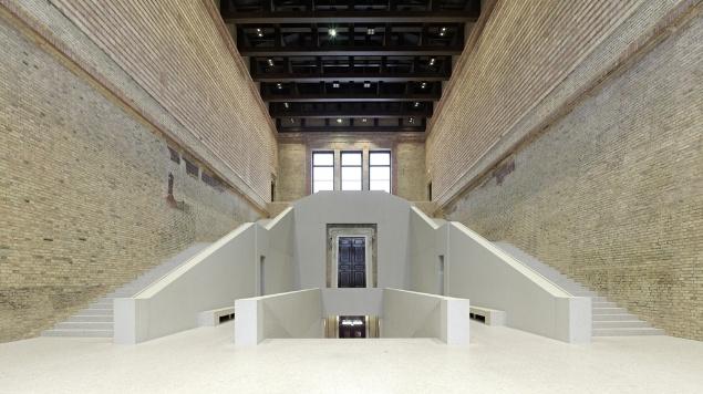 David Chipperfield and Julian harrap's Neues Museum in Berlin