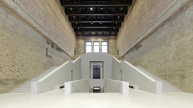 David Chipperfield and Julian harrap's Neues Museum in Berlin