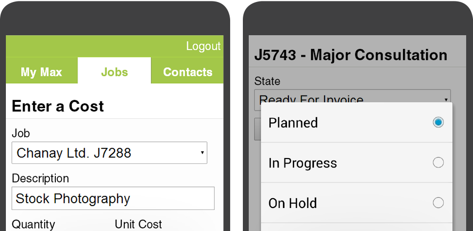 A powerful mobile workflow management system
