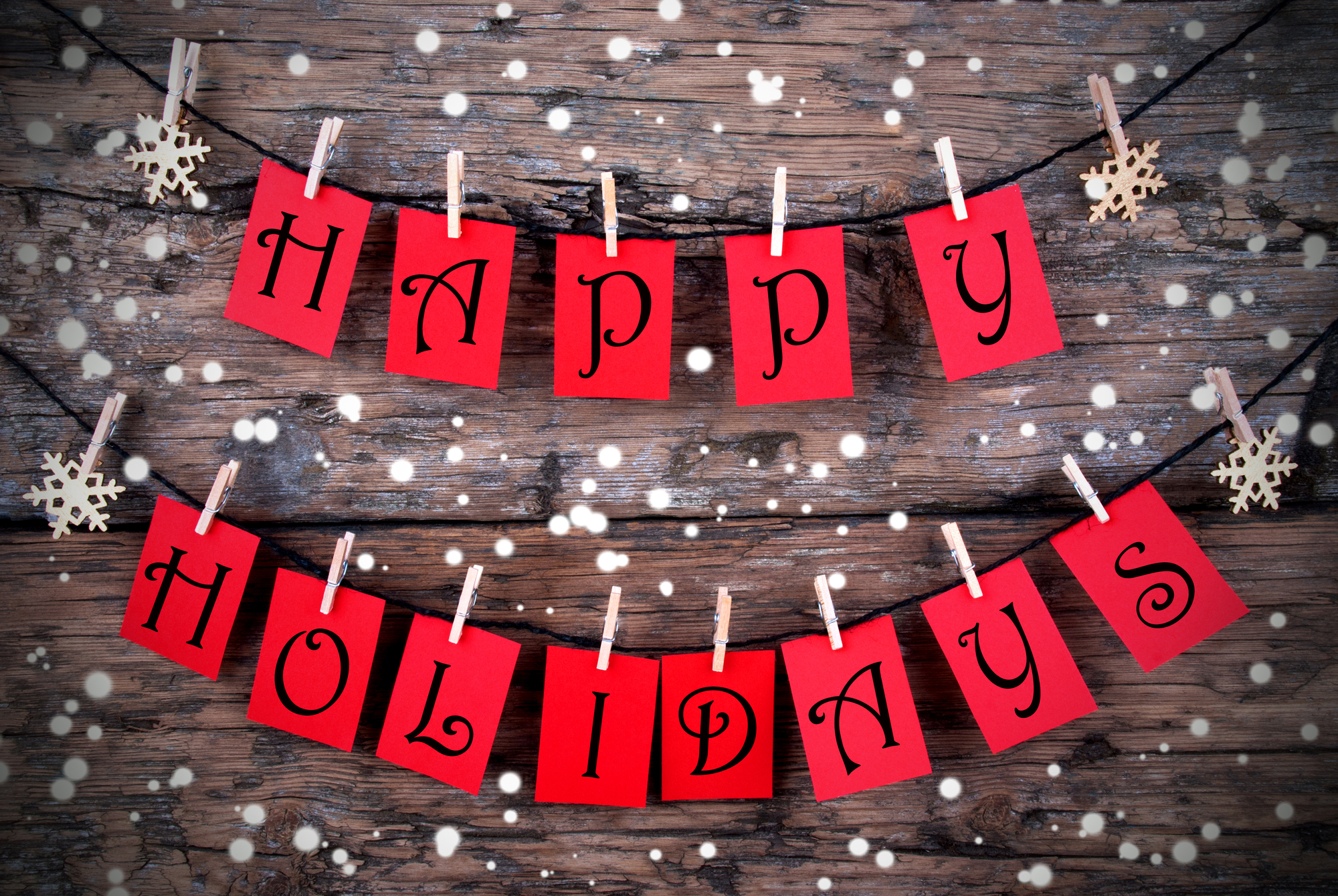 Happy Holidays from WorkflowMax