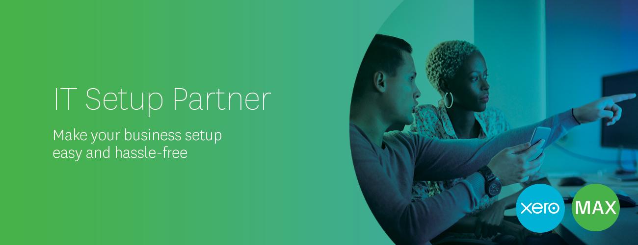 IT Setup Partner for your business
