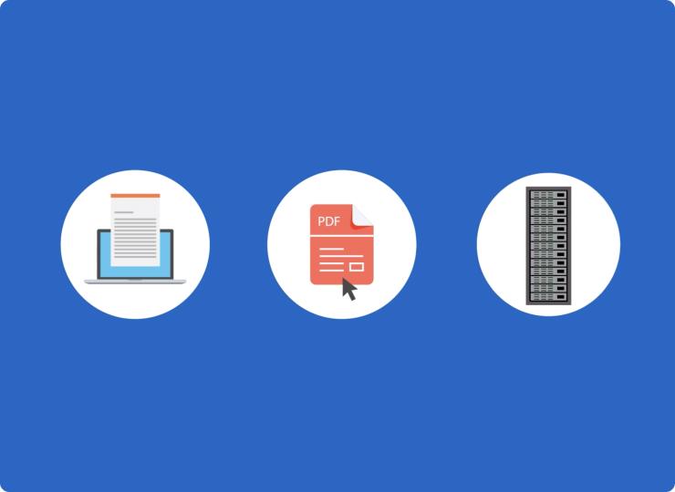 Secure client document collaboration