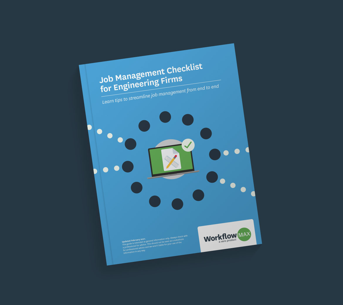 Free download: Job Management Checklist for Engineering Firms