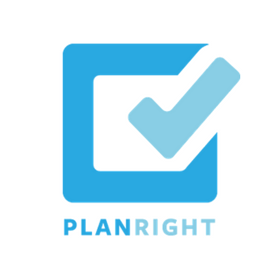 Plan Right logo