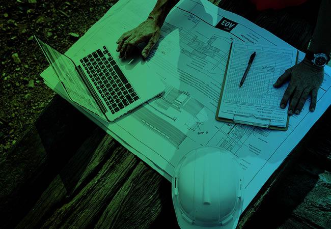 project management asset construction