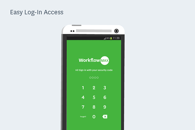 Product Update] WorkflowMax for Android is here!