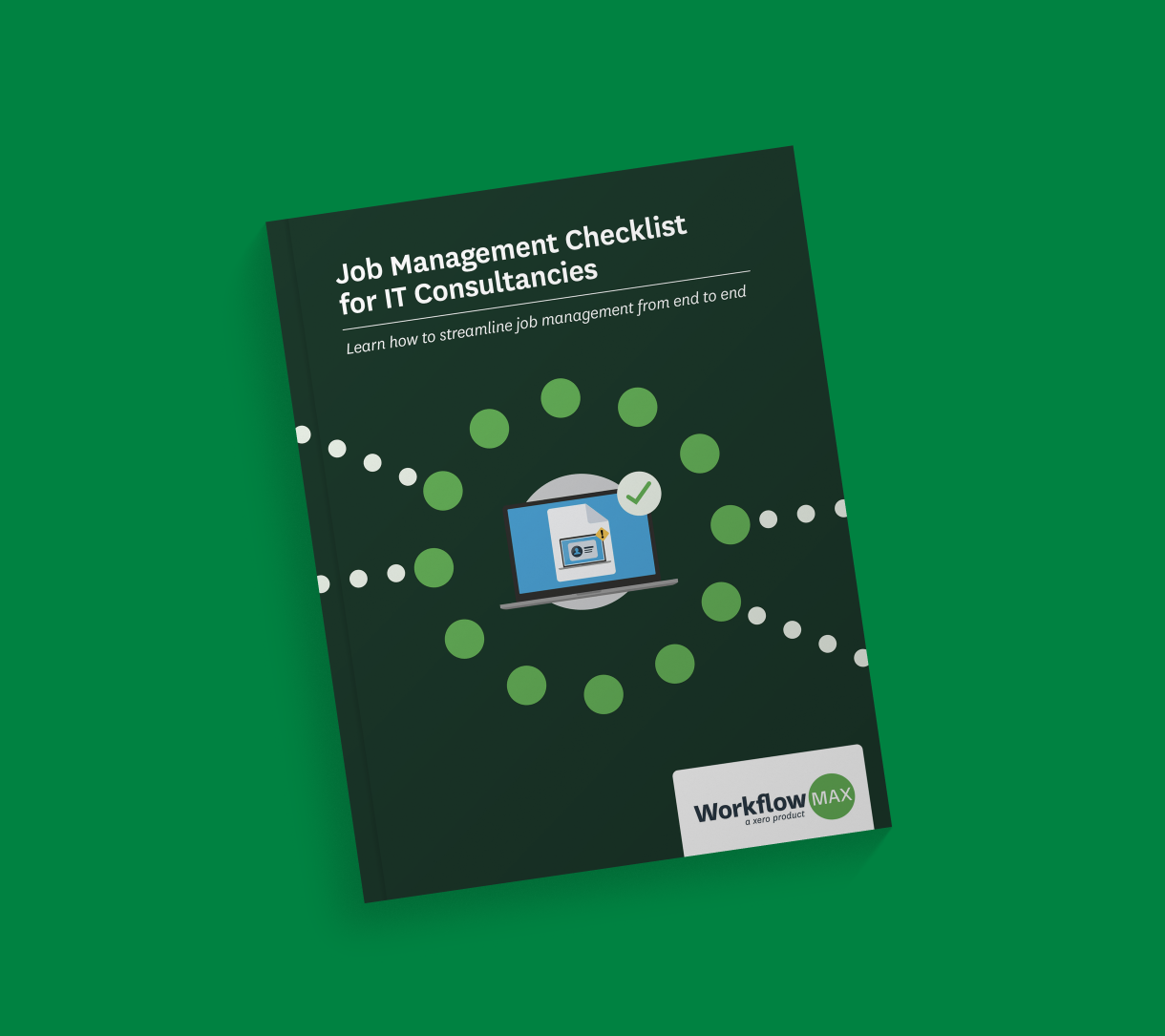 Free download: Job Management Checklist for IT Consultancies