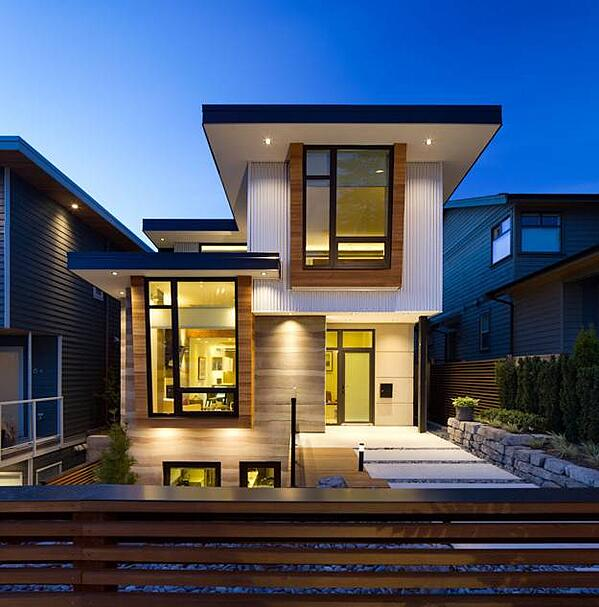 30 Contemporary Home Exterior Design Ideas: 10 Residential Architecture Trends Shaping The Next 5