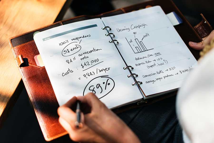 Evaluate Revenue and Sales Goals