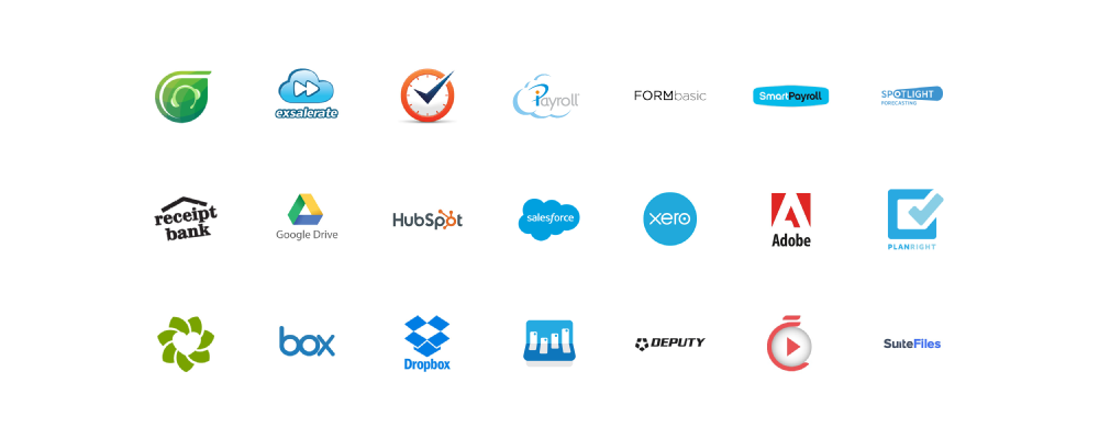 apps logos